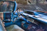 '60 Buick Lesabre Interior Fotografisk trykk av Bob Rouse