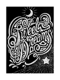 Sweet Dreams Giclee Print by CJ Hughes