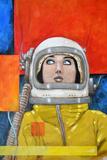 Interstellar-inga Giclee Print by Craig Snodgrass