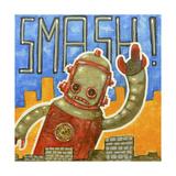 Smash! Giclee Print by Craig Snodgrass