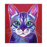 Cat - Surprise Reproduction procédé giclée par  Dawgart