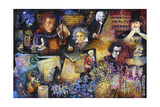 Art of Music Giclee Print by Bill Bell