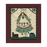 Joy Angel Giclee Print by Debbie McMaster