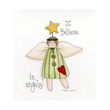 I Believe Giclee Print by Debbie McMaster
