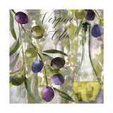 Colors of Tuscany II Giclee Print by Color Bakery