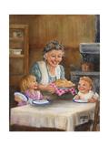 Grandma Giclée-Druck von Dianne Dengel