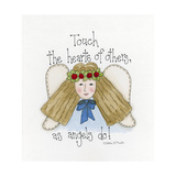 Touch the Hearts of Others Giclee Print by Debbie McMaster