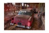 Shadow of the Mighty Giclee-trykk av Bob Rouse