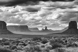 Monument Valley 13 Photographic Print by Gordon Semmens