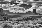 Monument Valley 15 Photographic Print by Gordon Semmens