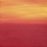 Ten Sunsets - Canvas 7 Reproduction procédé giclée par Hilary Winfield