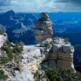 Grand Canyon Photographic Print by Gordon Semmens