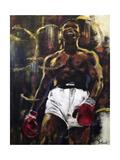 Muhammad Ali Gicléetryck av Gregg DeGroat