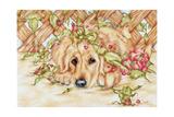 Incognito Impressão giclée por Karen Middleton