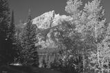 Teton 4 Photographic Print by Gordon Semmens