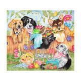 Cachorro-quente Impressão giclée por Karen Middleton