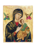Holy Mother Giclee Print by Marcus Jules