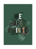The Infinite Giclée-Druck von  Kavan & Company