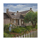 Garden Giclee Print by Kevin Dodds