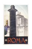 Roma Giclee Print by Marcus Jules