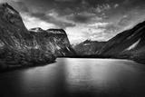 Norge Fotografisk trykk av Maciej Duczynski