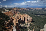 Soaring over Bryce Photographic Print by J.D. Mcfarlan