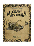 Angler Giclee Print by Michael Murdock