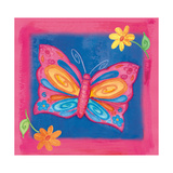 Butterfly Colors 04 Lámina giclée por Maria Trad