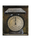 Nostalgica: Vintage Scale Giclee Print by Mindy Sommers