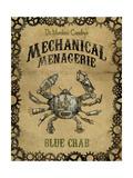 Crab Giclee Print by Michael Murdock