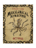 Octo Giclee Print by Michael Murdock