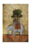 Elephant Giclee Print by Michael Murdock