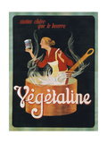 Vegetaline Giclee Print by Marcus Jules