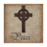 Spiritual Pack Peace Giclee Print by Mindy Sommers