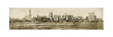 NYC Skyline 1911 Giclee Print by Mindy Sommers