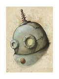 Robot Painting Giclee Print by Michael Murdock