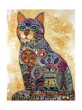 Sun Cat Giclée-vedos tekijänä Oxana Zaika