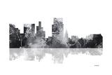 Boise Idaho Skyline BG 1 Reproduction procédé giclée par Marlene Watson