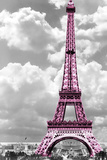 Paris Pink Photographic Print by Mindy Sommers
