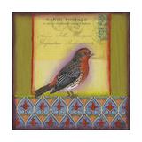 Small Bird Giclée-Druck von Rachel Paxton
