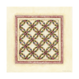 Circle Patchwork Reproduction procédé giclée par Robin Betterley