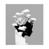 Its a Cloudy Day Giclee-trykk av Robert Farkas