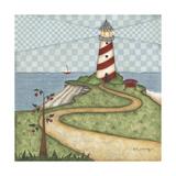 Lighthouse 1 Reproduction procédé giclée par Robin Betterley