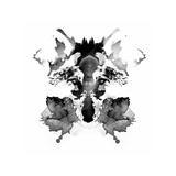 Rorschach Giclee-trykk av Robert Farkas