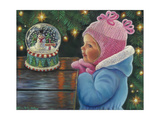 Christmas Through Your Eyes Impressão giclée por Tricia Reilly-Matthews