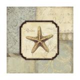 Relax Starfish Lámina giclée por Stephanie Marrott