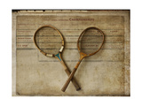 Tennis 2 Giclee Print by  Symposium Design