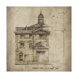 Facade I Giclee Print by  Sidney Paul & Co.