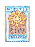 Summer Fun Giclee Print by Shelly Rasche