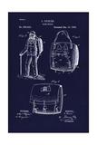 Back Pack Giclée-Druck von Tina Lavoie